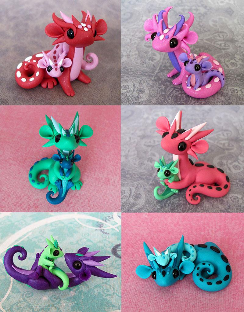 Mama scrap dragons by dragonsandbeasties on deviantart for Cute stuff for sale