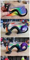 Oriental Rainbow Progress