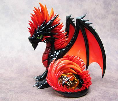 Firey Mohawk Dragon