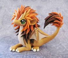 Lion-dragon