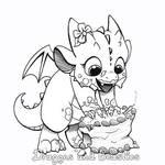Inktober: Birthday Cake!