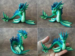 Sculptober : Aquatic