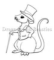 Inktober: Hat by DragonsAndBeasties