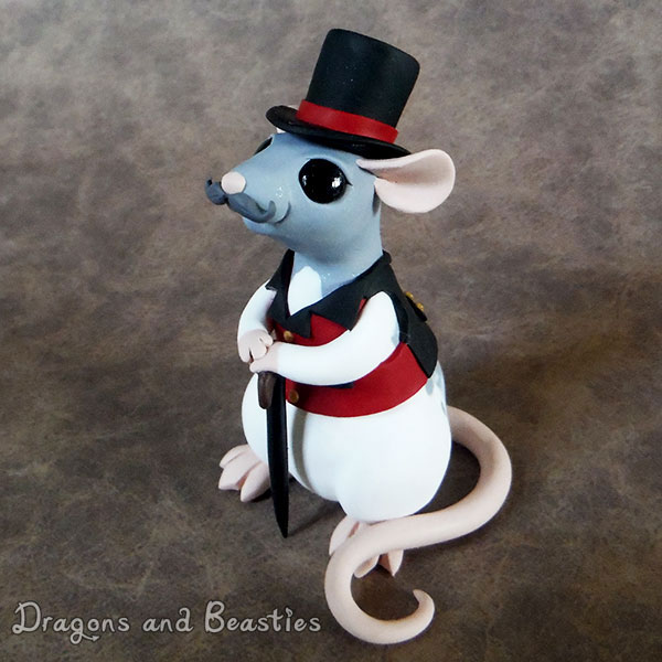 Sculptober: Hat by DragonsAndBeasties