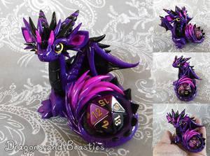 Sculptober: Geek by DragonsAndBeasties