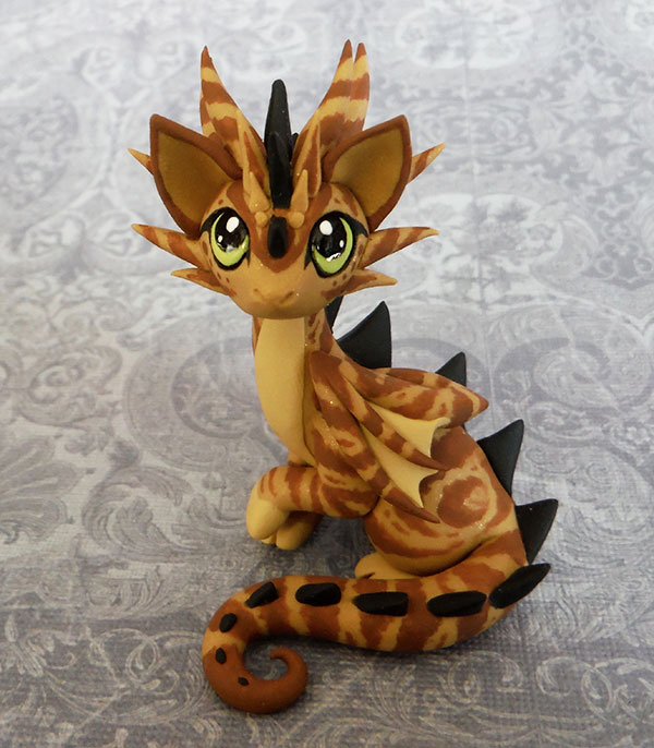 Mewlinar - Charity Auction by DragonsAndBeasties