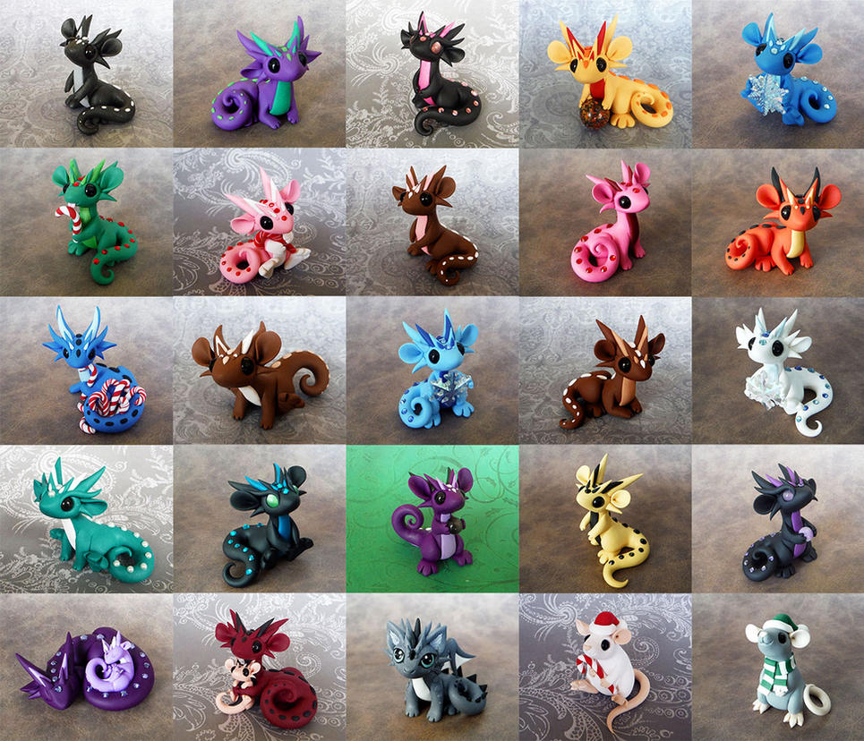 Etsy Sale Dec. 13th by DragonsAndBeasties