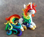 Rainbow Unicorn - Charity Auction