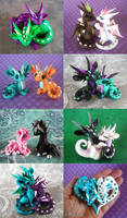 Couples Sale Sept. 12th by DragonsAndBeasties