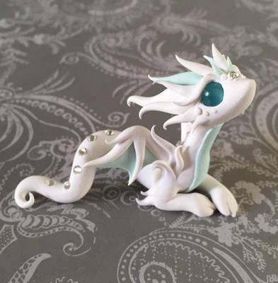 Wispy Ghost Dragon