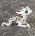 Wispy Ghost Dragon