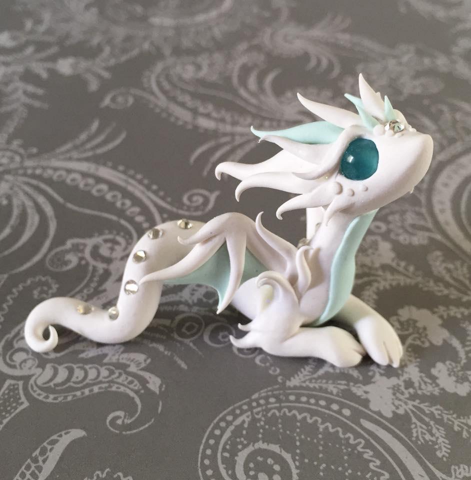 Wispy Ghost Dragon By DragonsAndBeasties On DeviantArt