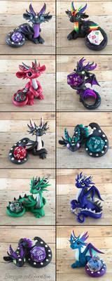 Dice Dragon Sale April 10th