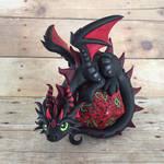 Oversized Dice Dragon