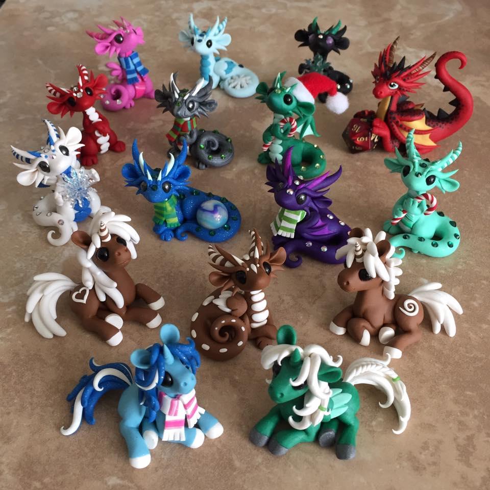Christmas Sale Dec.10th by DragonsAndBeasties