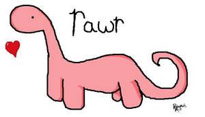 Rawr by Secretwindow1