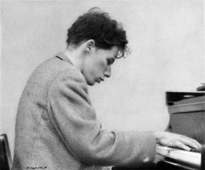 Glenn Gould at Work