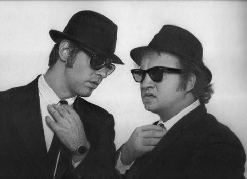 Ode to the Blues: Jake and Elwood Blues