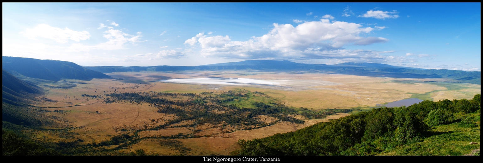 ngorongoro conservation area authority tourism essay Full-text paper (pdf): of cannibals, tourists, and ethnographers.