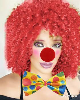 Nia Jax Clown