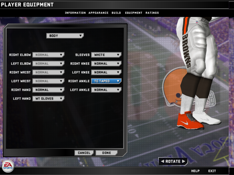 Madden 08 PC - trey31 Mods - Page 3 - Operation Sports Forums