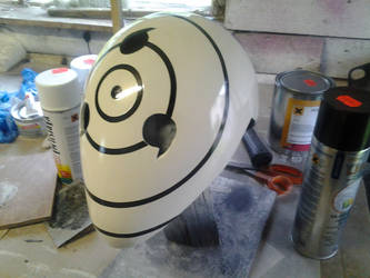 Tobis new mask WIP by hiphoplate