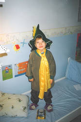 Snufkin - My First Cosplay