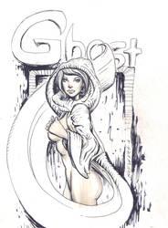 Ghost- by Michael Stewart