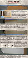 Great Knife Tutorial by caramellcube
