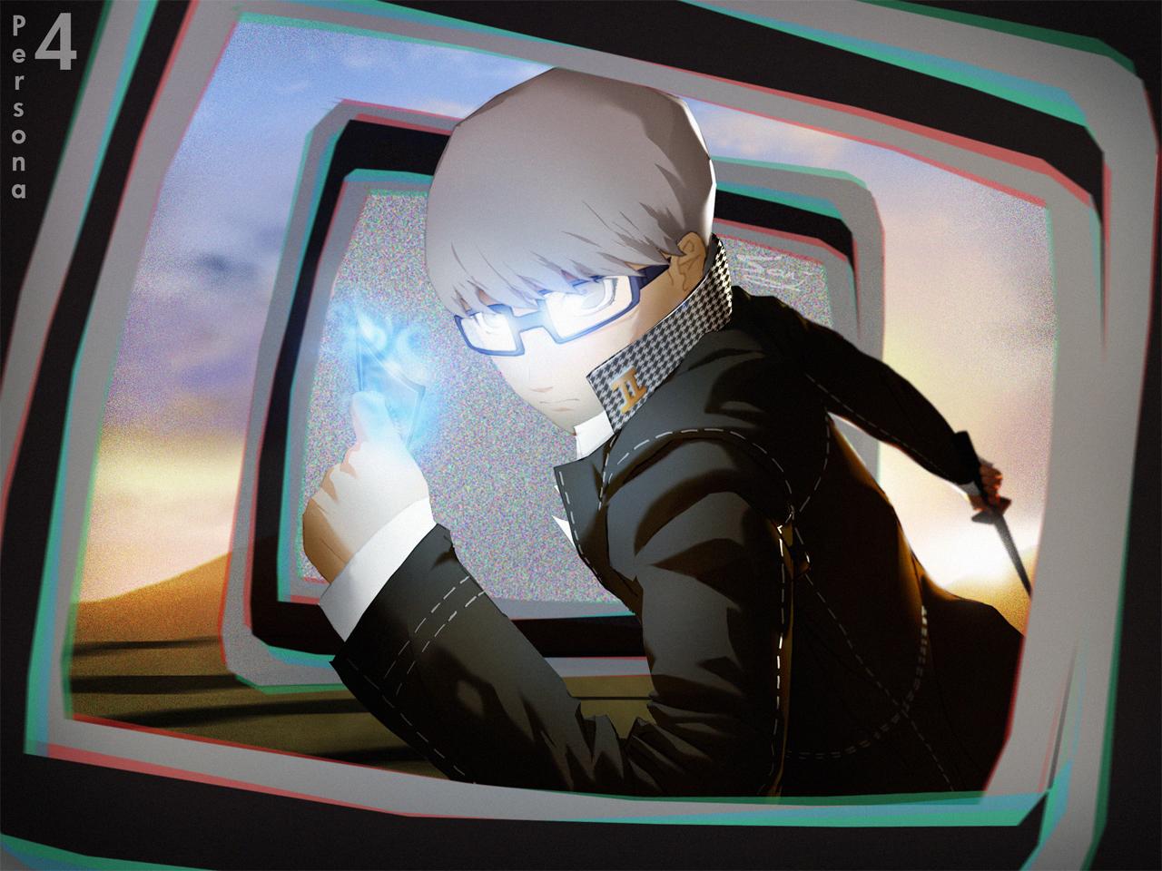 Persona by thatSanj