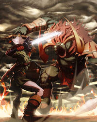 Final Battle by SanJT