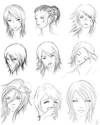 The Many Faces of Alico Starwind