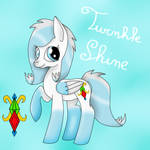 New Oc Twinkle Shine