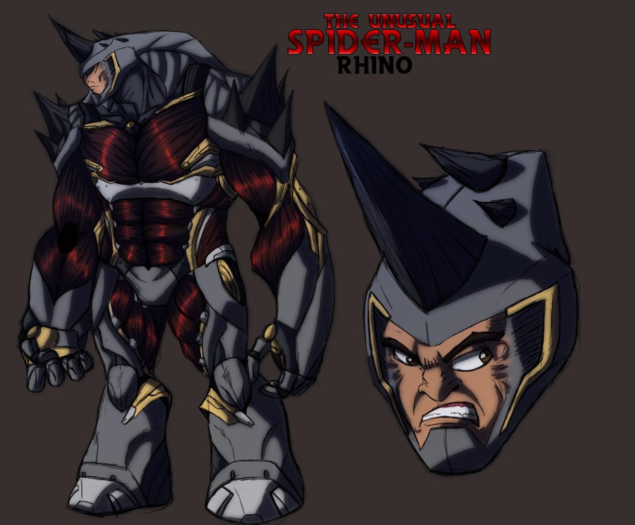 Ultimate Rhino Suit | www.imgkid.com - The Image Kid Has It!