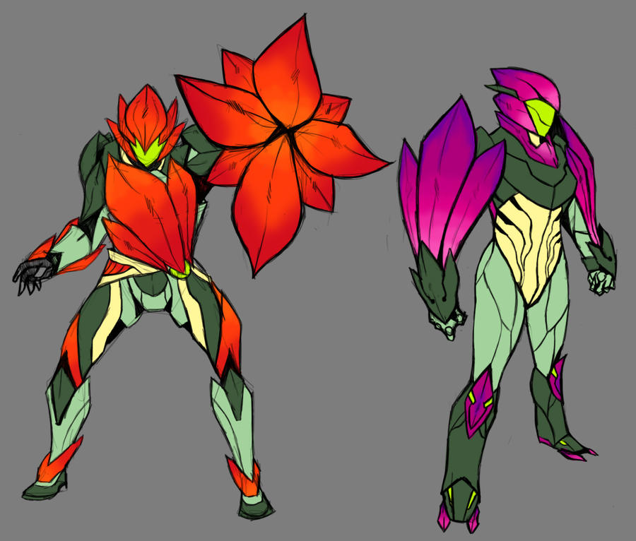 Teraj armor design by IHComicsHQ