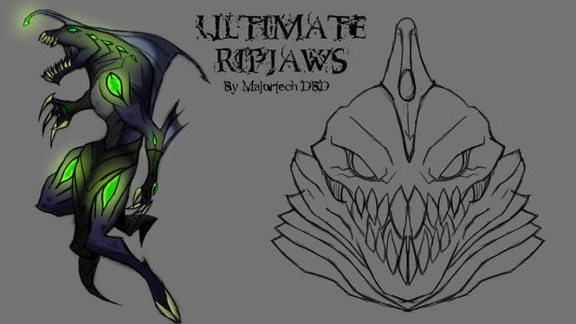 Ultimate Ripjaws by IH... Ben 10 Benvicktor Wallpaper