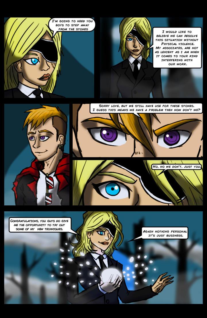 Limits Page 8 by IHComicsHQ