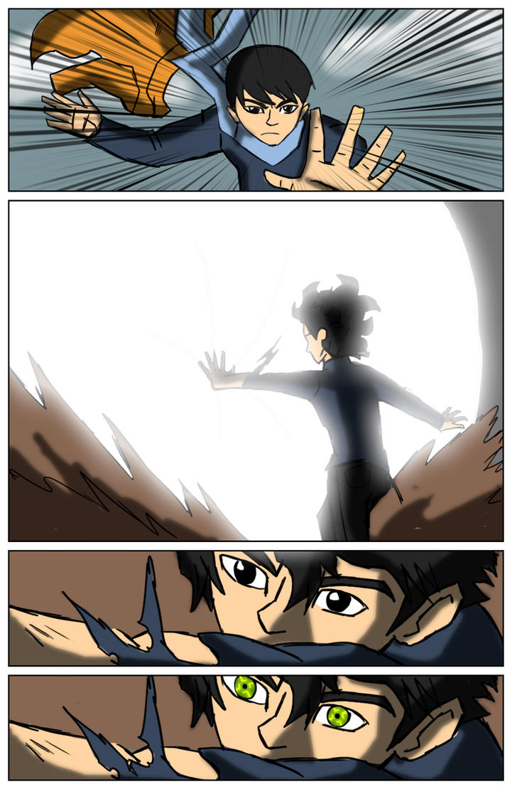 Limits Page 10 by IHComicsHQ