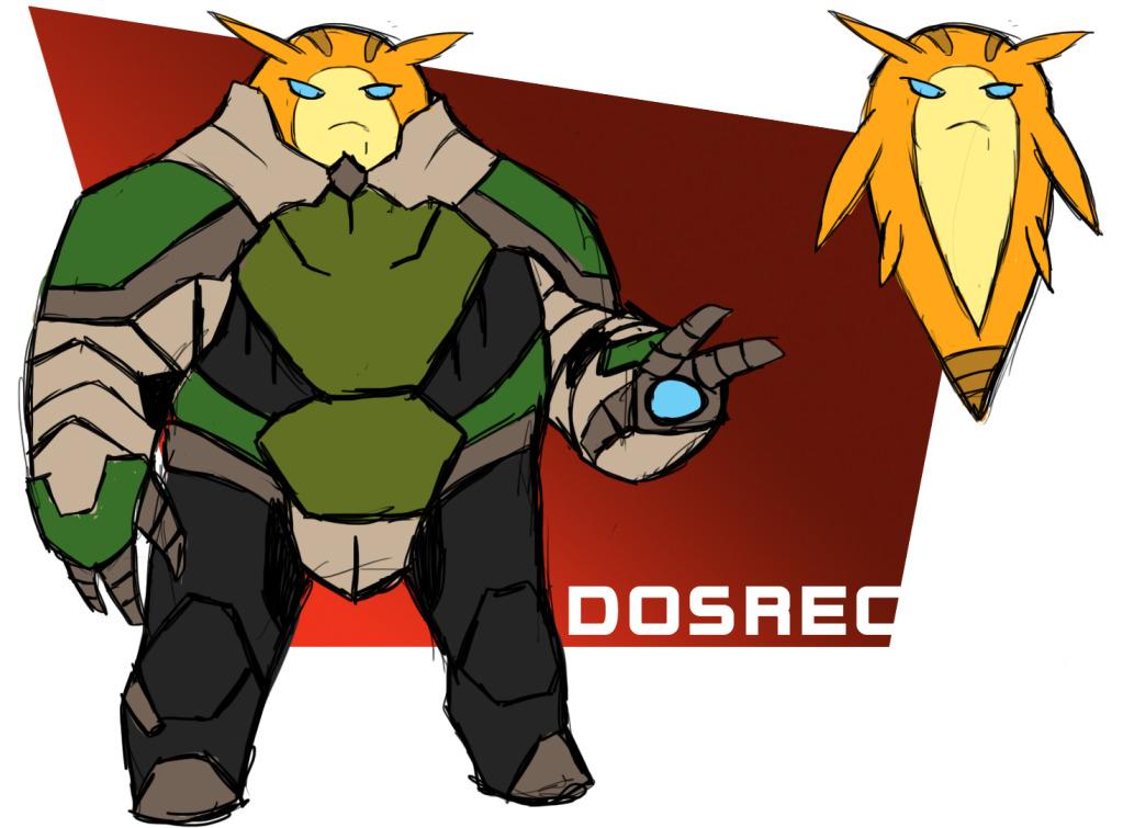The Dosrec by IHComicsHQ