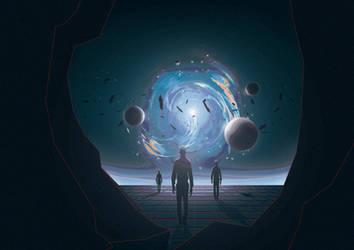 3 guys 1 portal