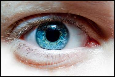 macro of an eye by wandi-Camarell