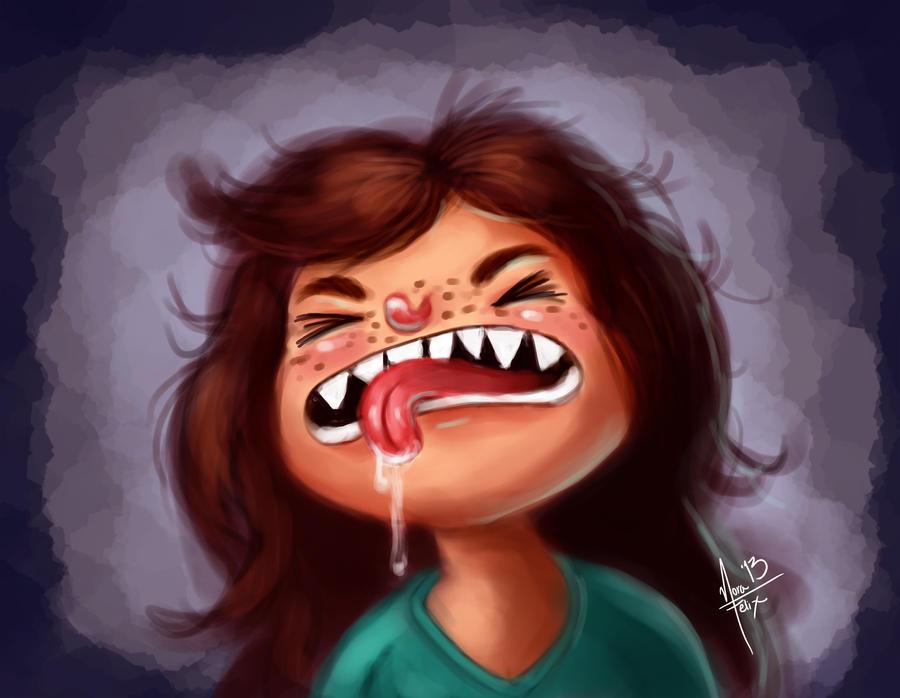 Te odio acuamugre! by norishh