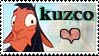 kuzco stamp by TFDs-stamps-r-us