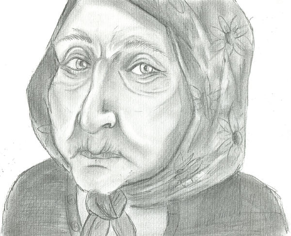 -babushka by maighdeanuil