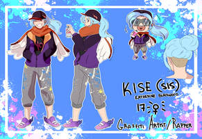 Kise's refs by SteamingOwl