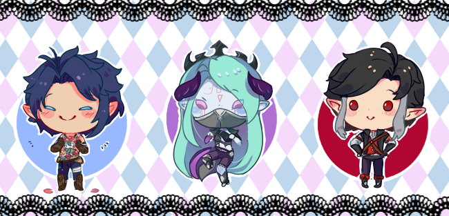 Cheeb commissions 04 by SteamingOwl