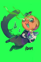 Addy by SteamingOwl