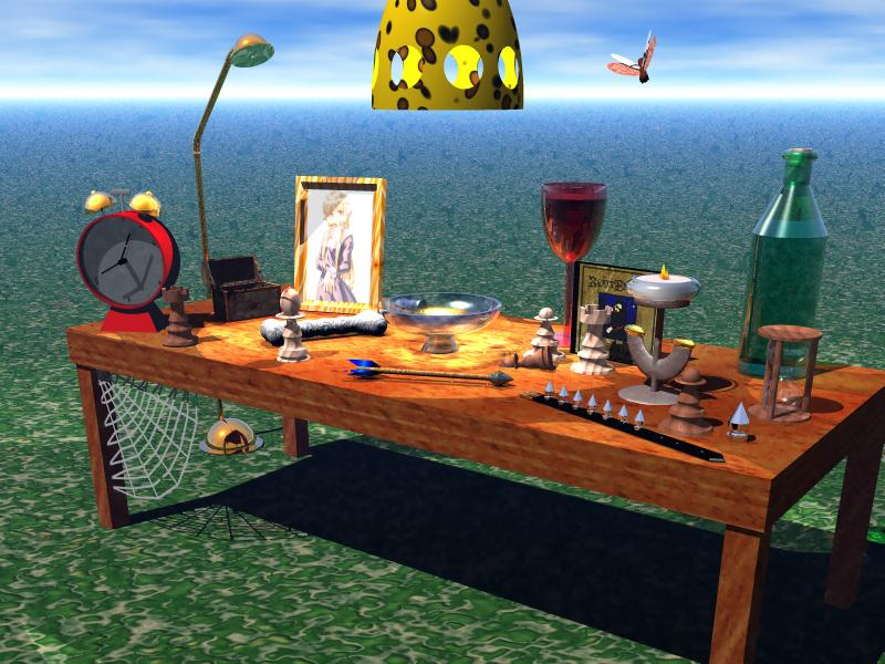 Table of items by brainader on deviantart for Transmutation table 85 items