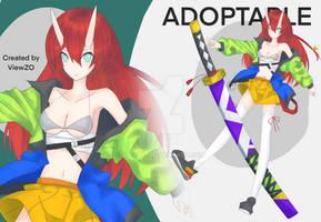 Adoptable NO.5 (OPEN) by ViewZO