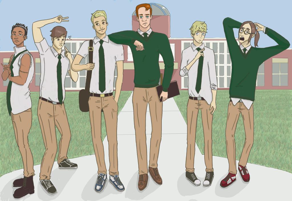 Da Boys by Grubbybrubby